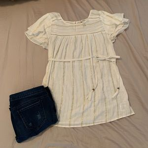 Jessica Simpson Maternity blouse